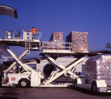 Luftfracht - Speedlog GmbH - Internationale Spedition & Logistik