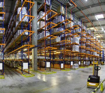 Lagerei - Speedlog GmbH - Internationale Spedition & Logistik