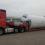 Speedlog transportiert Bitumentanks nach Tschechien